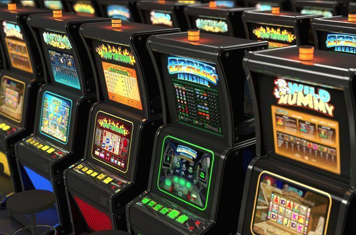 казино Сол игровые автоматы
